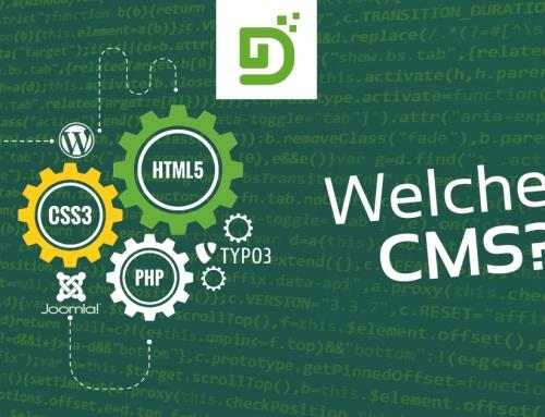 WordPress, Typo3, Joomla und Co. – welches CMS darf es sein?