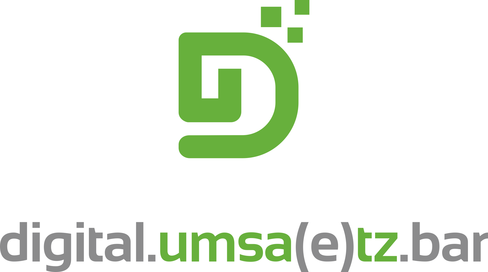 digital.umsa(e)tz.bar Logo